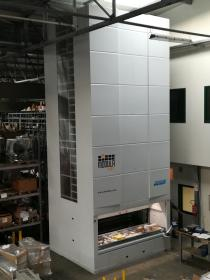 PTL investe in un nuovo magazzino automatico